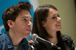 TVRage.com Spotlight: Tatiana Maslany and Jordan Gavaris Talk...