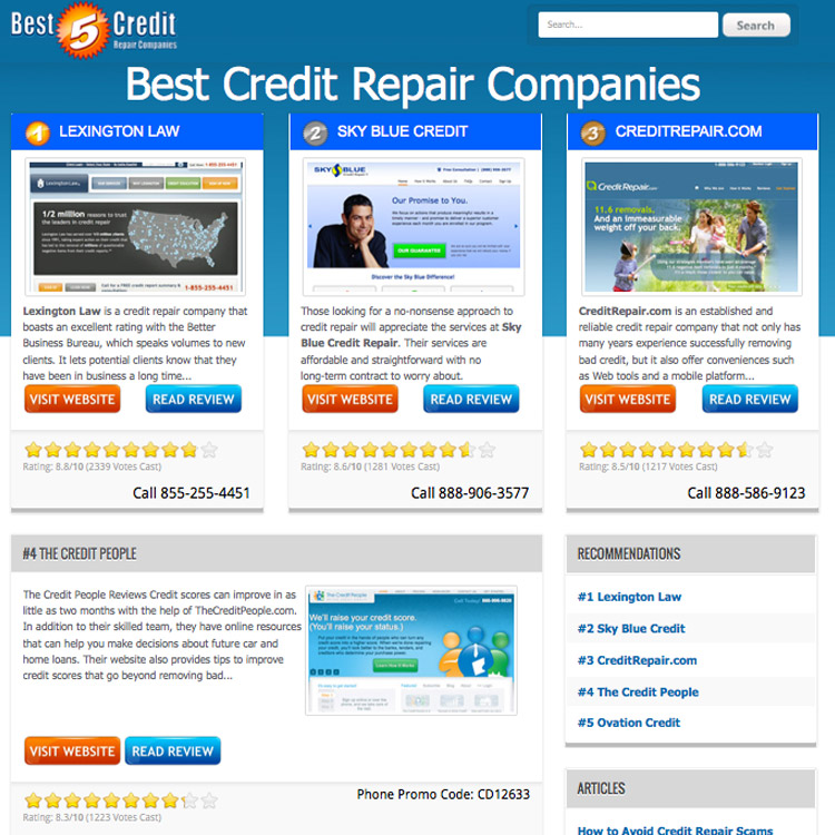 Business Credit Cards - All The Best Company Credit Cards