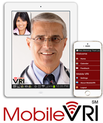 MobileVRI over iPads and iPhones