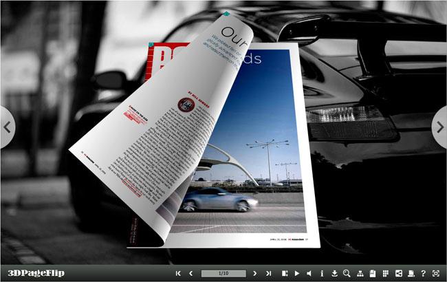 3d flip professional pageflip software maker helper modern prlog 3dpageflip released prweb