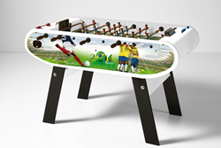 Rene Pierre Brasilia Football table