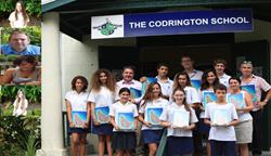 The Codrington School Yearbook Staff
