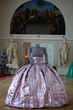 Wedding Dress inspired by dress worn by Grace Kelly for her marriage to Prince Ranier of Monaco