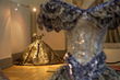 La Traviata by Nikos Floros made of aluminum