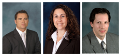 Three associated promoted within the NJ-based law firm of Wilentz