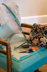 BeSeen! Upholstery Project Photo Contest