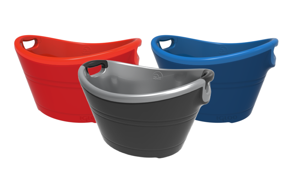 Igloo Introduces The Party Bucket A 20 Quart Insulated