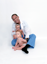 Dr. Gad Lavy, founder and medical director of New England Fertility