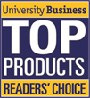 "TargetX CRM Wins University Business ""Readers' Choice Top Product""..."