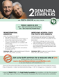 Frontotemporal Dementia Seminars Flyer JPEG