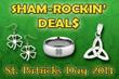 Saint Patrick's Day Jewelry Gifts & Engraved Irish Celtic...