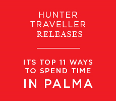 Hunter Traveller Mallorca