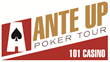 The 101 Casino to Host the North Bay Poker Open Ante Up Poker Tour...