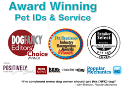 PetHub has won many awards for its patent-pending products & services