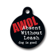 Dog is Good - new AWOL tag - powered by PetHub