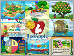 Red Apple Reading Online Program for Children
