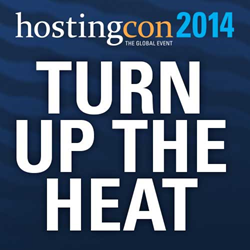 Turn Up the Heat at HostingCon 2014