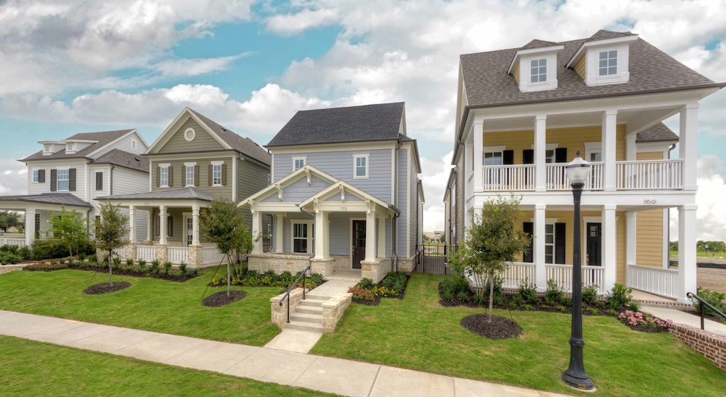 Two New Phases Open From Darling Homes At Coppell S Main