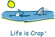 Beach Booze & Bongs - Life is Crap Releases a Spring Break T-shirt...