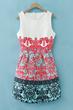 Sleeveless Dress, Vintage Dress
