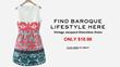 Vintage Dress, Sleeveless Dress