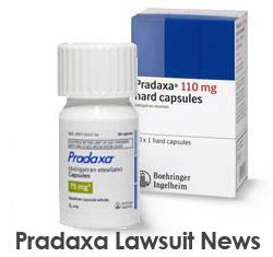 pradaxa lawsuits