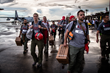 Team Rubicon arrives in the Philippines within days of Typhoon Haiyan, Nov. 12, 2013. Team Rubicon photo by Kirk Jackson.