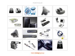 Industrial Design Porfolio - Bleck Design Group