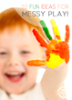 Cool Messy Games Have Been Published On Kids Activities Blog
