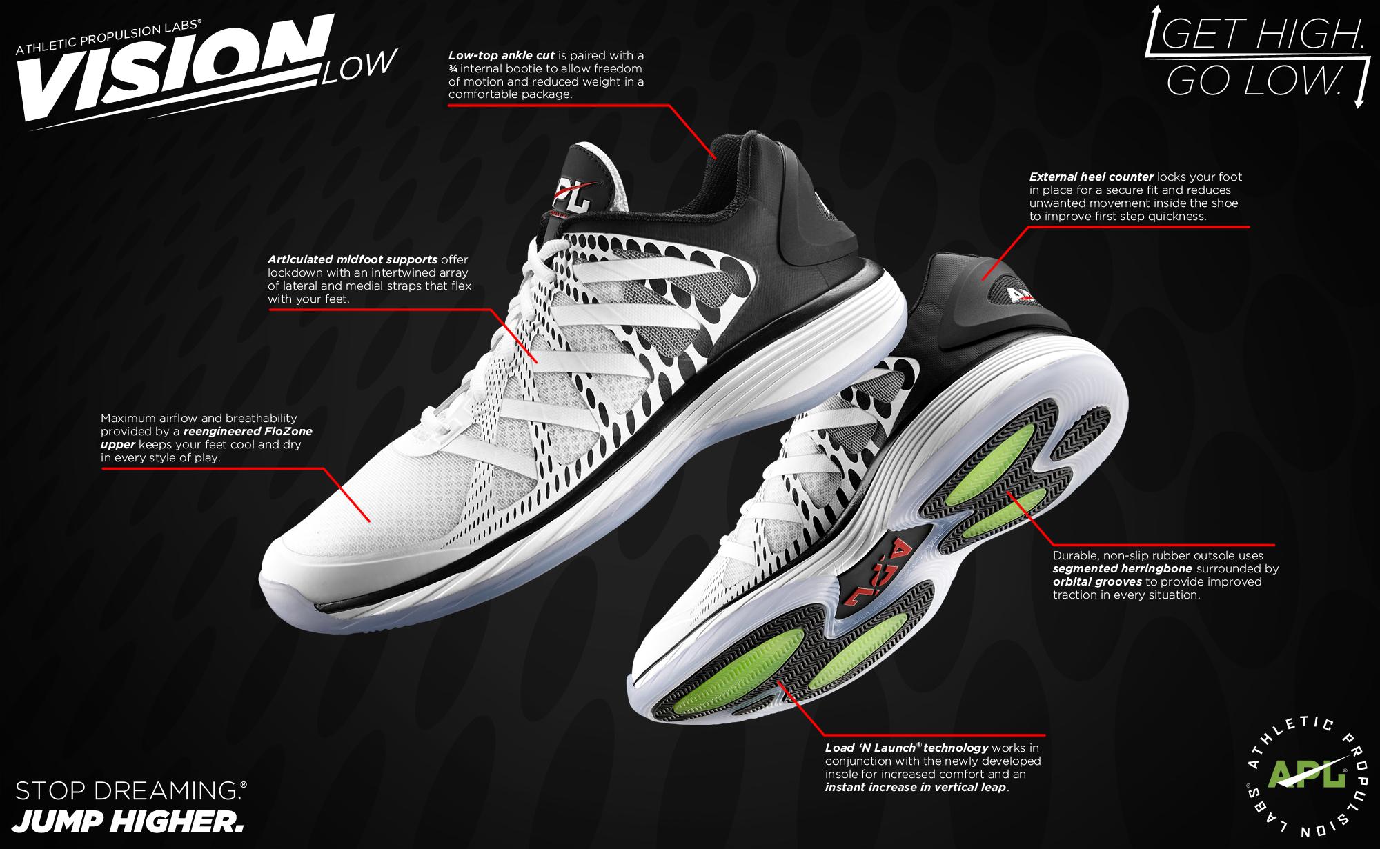Concept  Basketball Shoes