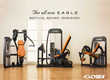 Cybex Unveils New Eagle Line of Strength Equipment at IHRSA