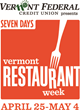 Vermont Restaurant Week Entices Epicureans and Fuels the Vermont...