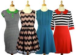 New dresses at Atom Retro