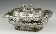 Durgin covered tureen, sterling