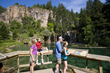 Hanging Lake is one of Glenwood Springs' most popular day hikes