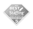 PrideStaff Wins Inavero's 2014 Best Of Staffing® Diamond Awards