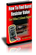"""How To Find Burnt Resistor Value"" Review 