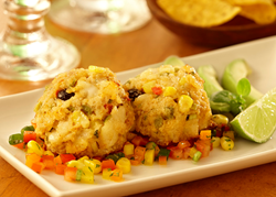 Fiesta Chipotle Fish Cakes
