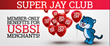 US Bankcard Services, Inc. Presents the Super Jay Club