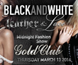 The Gold Club to Present a Midnight Fashion Show