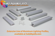 Solid Apollo LED Lighting Introduces a New Range of Aluminum LED...