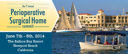 Perioperative Surgical Home Conference 2014