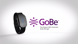 Healbe GoBe - The Original 100% Automatic Body Manager