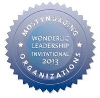 Mountz, Inc. earns award from the Wonderlic Leadership Invitational 2013.