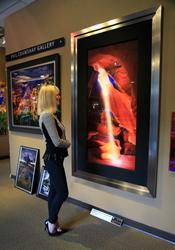 'The Inner Light' - Crawshay Gallery, Austin, TX