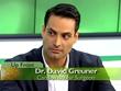 Dr. David Greuner in a recent TV interview