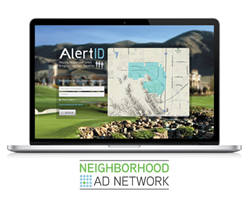 AlertID's Neighborhood Ad Nework