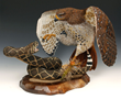 Sculptor, Bruce Taylor joins Thunderbird Artists as the Featured...