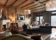 His dramatic interior design brings together the best of contemporary interior design with classic elements, courageously mixing current styles with fine antiques, vibrant colors, bold textures and whimsical, surprising or even irreverent elements.  His u