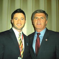 Christian Miele and Bob Ehrlich